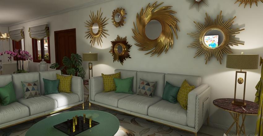 Domus Bis1 Interior Design Render