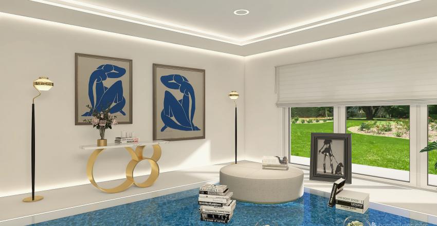 Paradise-SpaceAndTimeContinuum Interior Design Render