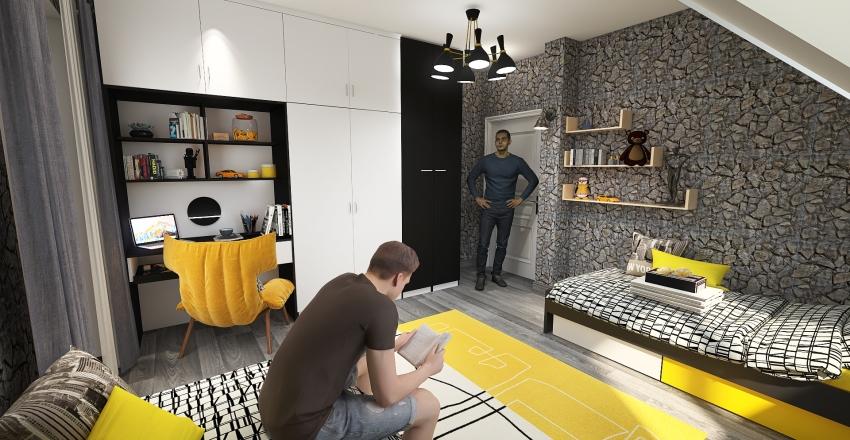 2.KAT Interior Design Render