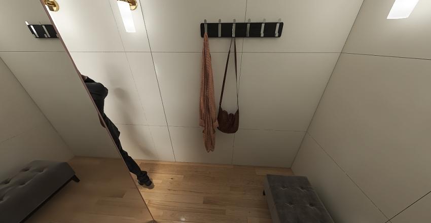 вариант без ванны Interior Design Render