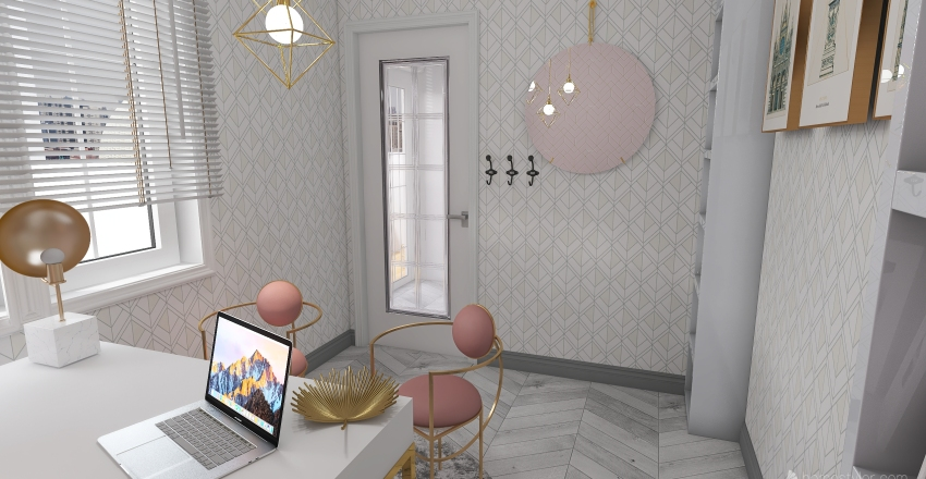 My dream Interior Design Render