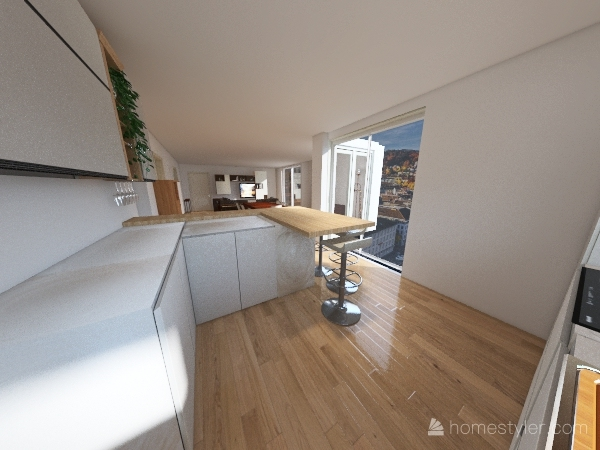 Salotto 6 Interior Design Render