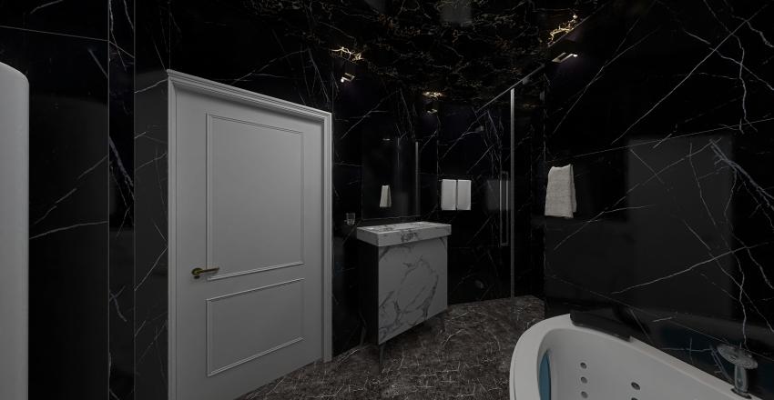 Проект Квартиры Семёнов Interior Design Render