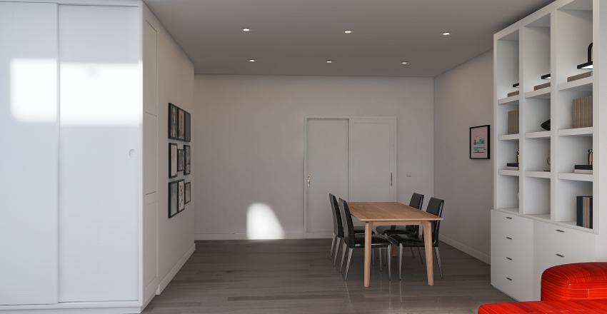 Copy of Casa 4 con tejado Interior Design Render