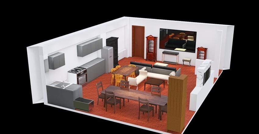 Copy of Casa sabri ale Interior Design Render