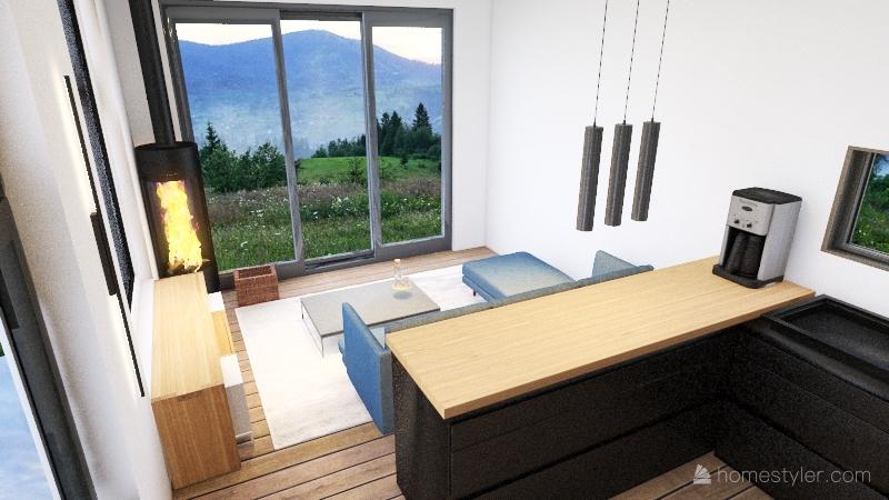 plan b Interior Design Render