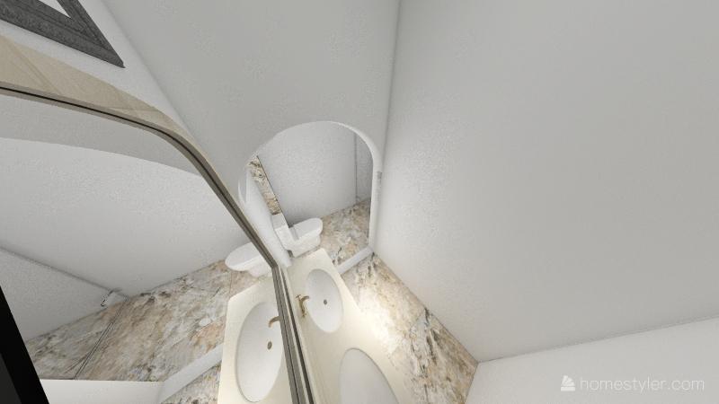 La Prominencia Interior Design Render