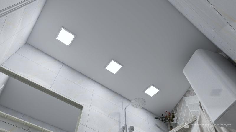 ванная Сан Саныч Interior Design Render
