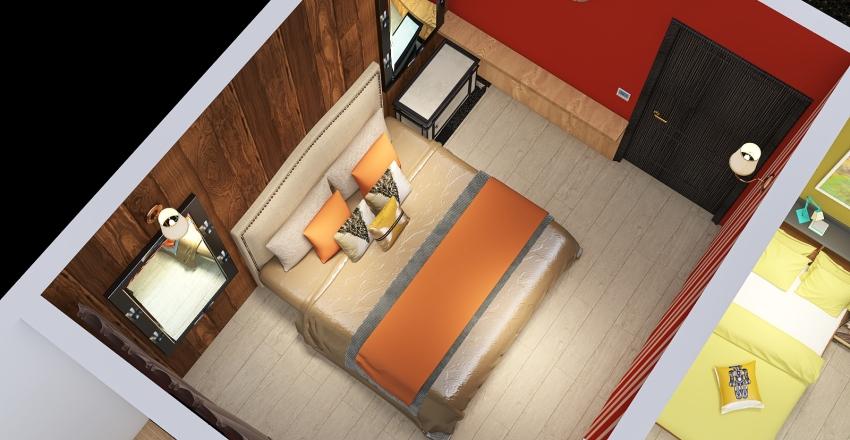 Nikolaienko 2 Interior Design Render