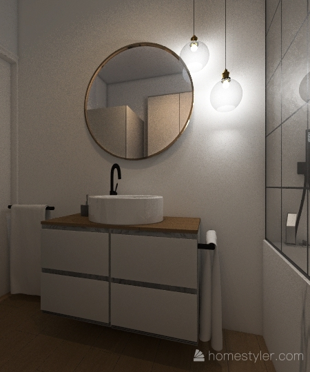 start kuchnia2 Interior Design Render