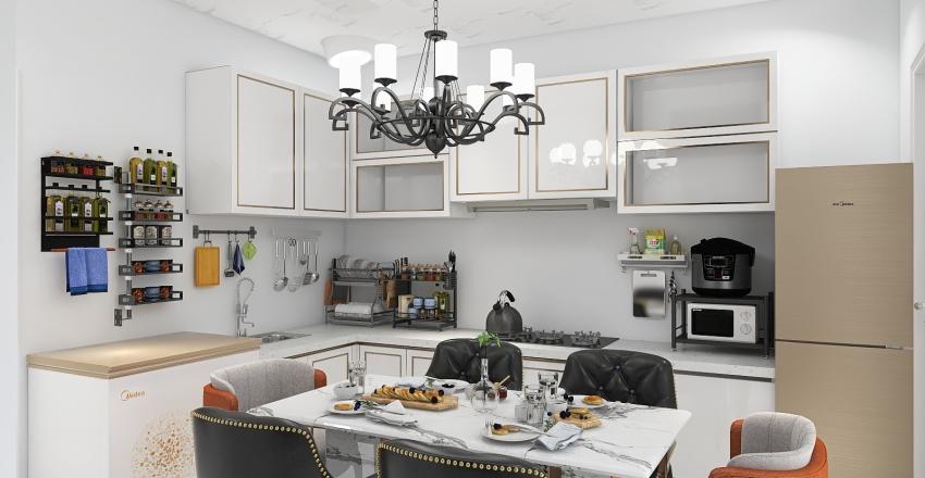 Roemahkoe Interior Design Render