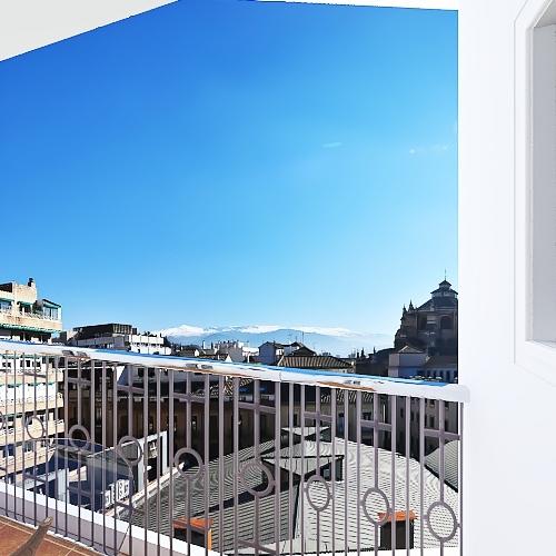 Mirador de Siloé (parcial ok) Interior Design Render