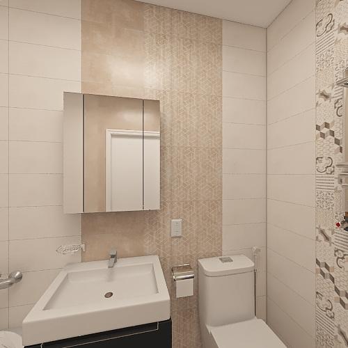 квартира М4.5 2янв2021 Interior Design Render