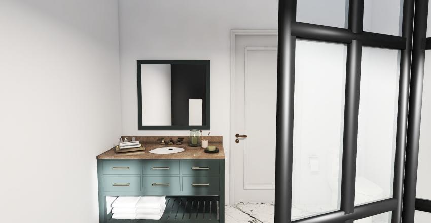 Big Home Interior Design Render