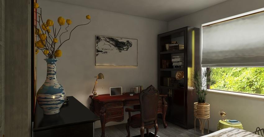 1b1b Interior Design Render