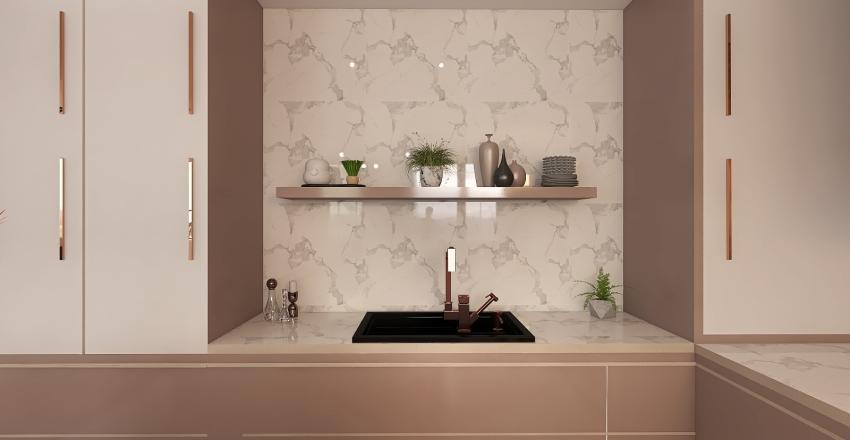 Luxury Modern Design Interior Design Render