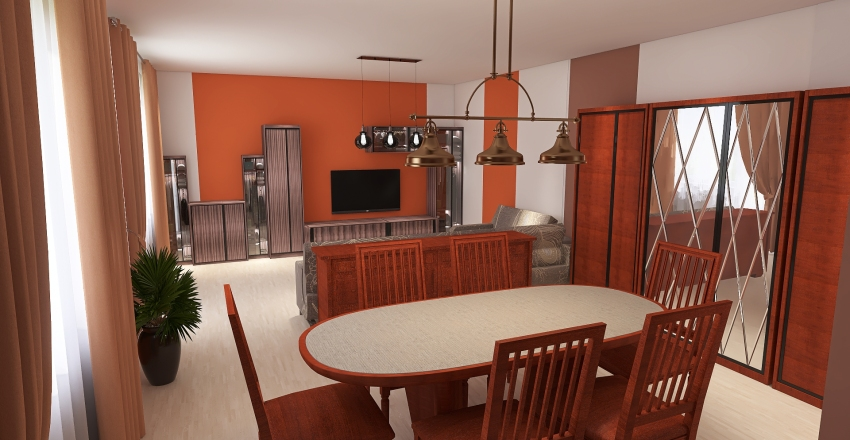 napad1 Interior Design Render