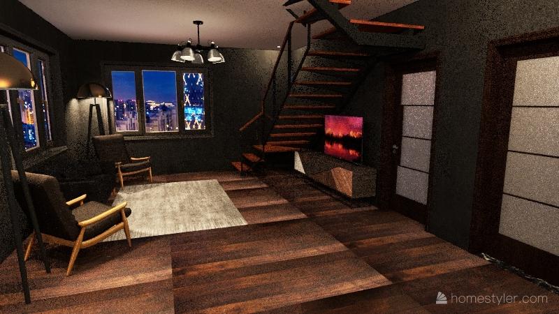 Sunrise Reprise Interior Design Render