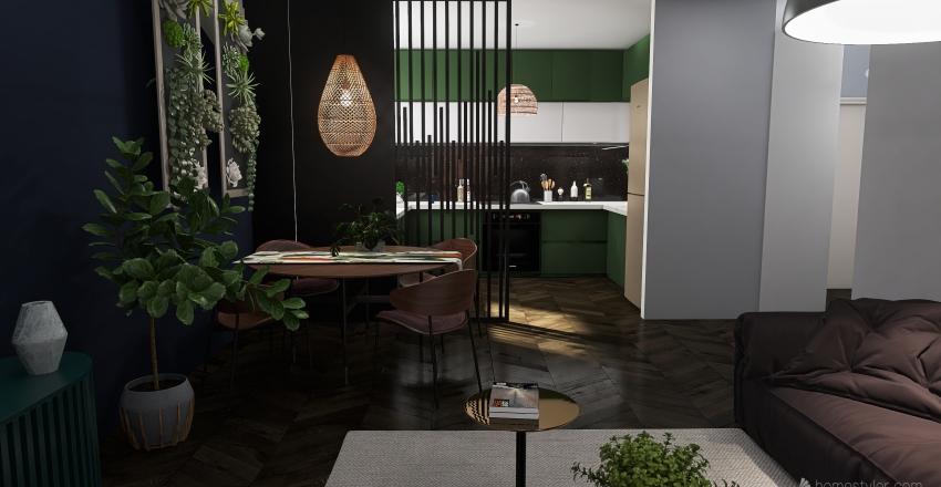 gaw. Interior Design Render