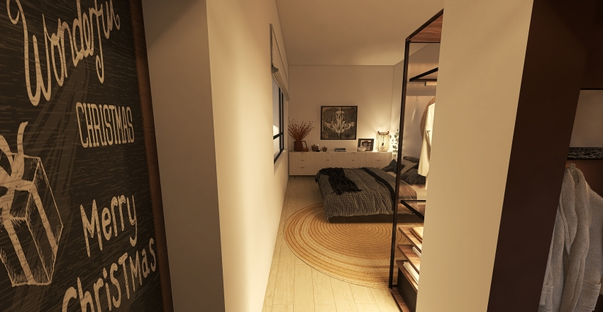 appart Interior Design Render