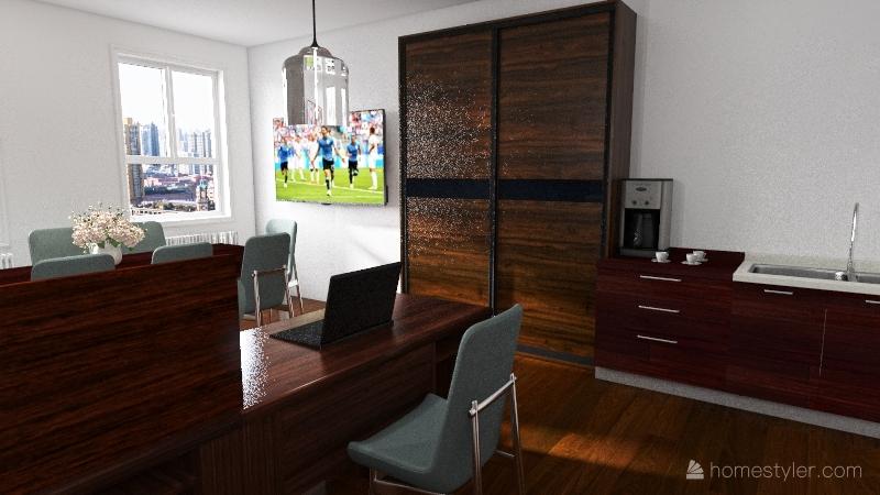 Proneteus Interior Design Render