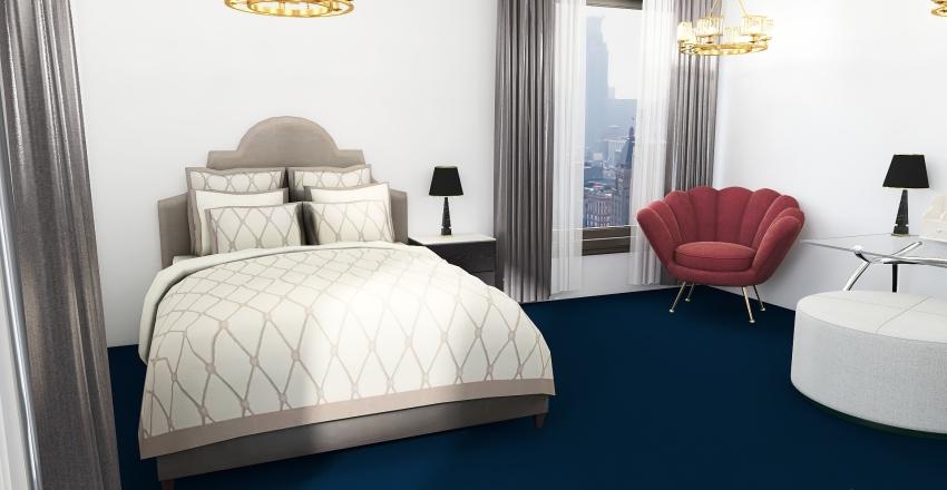 Bedroom Reno Interior Design Render