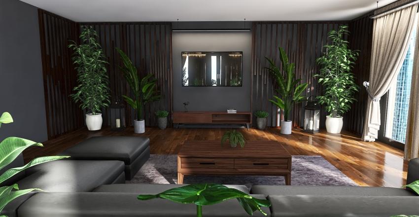 #7. Interior Design Render