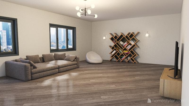 SDT Project Interior Design Render