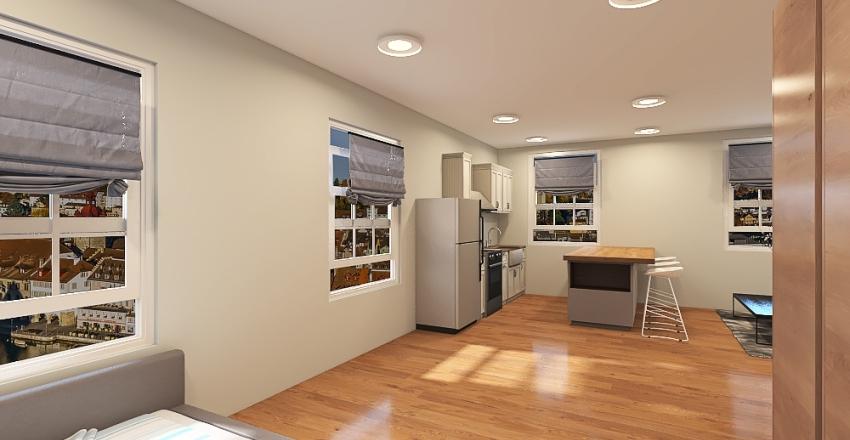 Studio V2 Interior Design Render