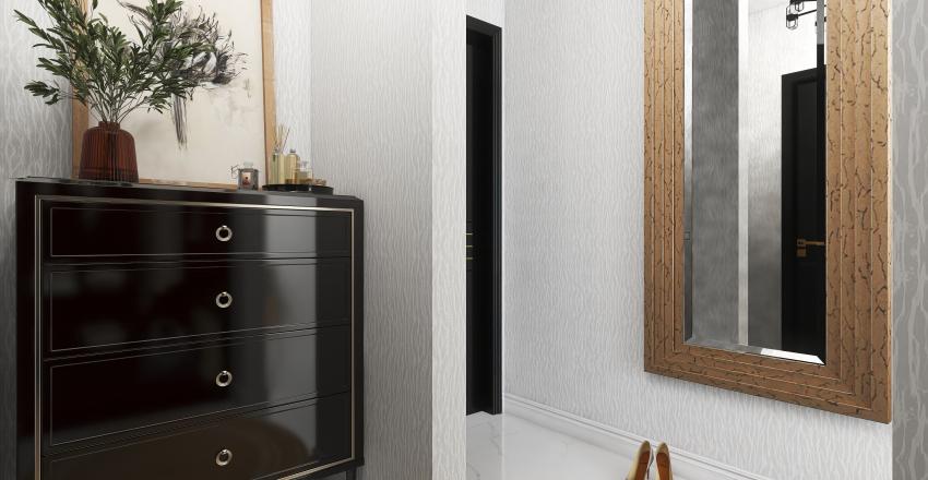 Type A - Deluxe Interior Design Render