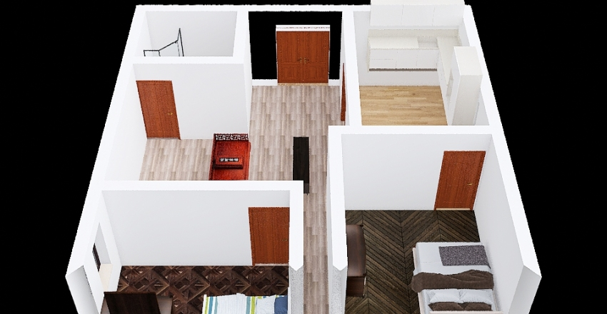 2.3.1 Interior Design Render