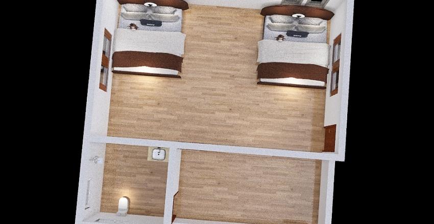 บ้านนา Interior Design Render