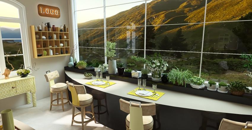 octo12 Interior Design Render