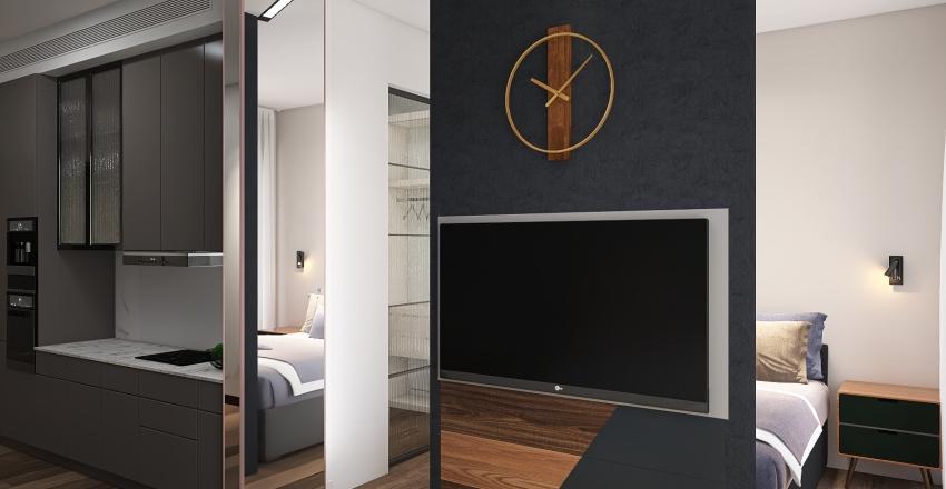 APARTMENT N.202 Interior Design Render