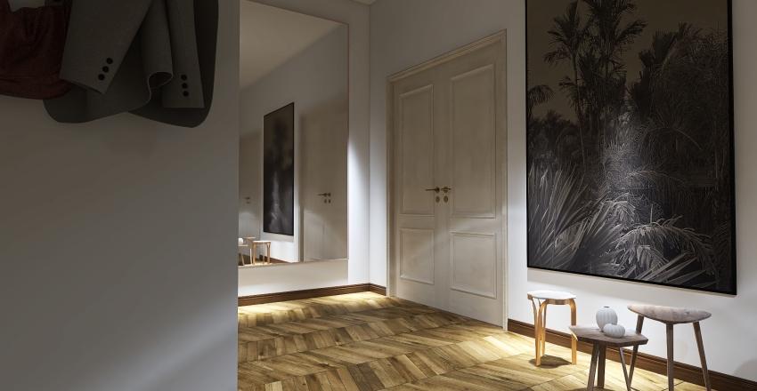 Prague 1 Interior Design Render