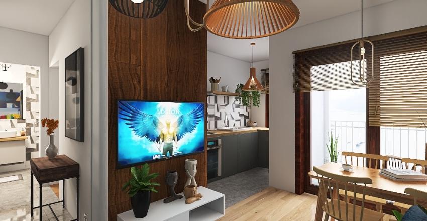 164/7 Interior Design Render