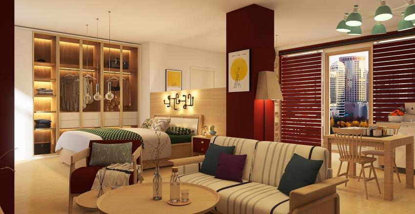 Lucía Interior Design Render