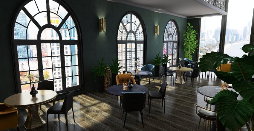 #8. Interior Design Render