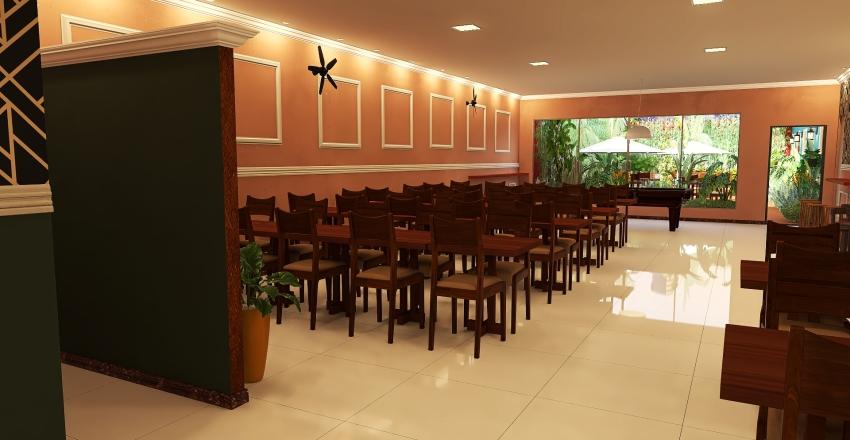 Copy of mandacaru Interior Design Render