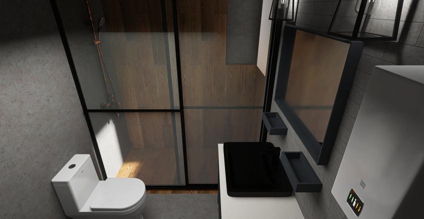 Copy of dejan potkrovje Interior Design Render