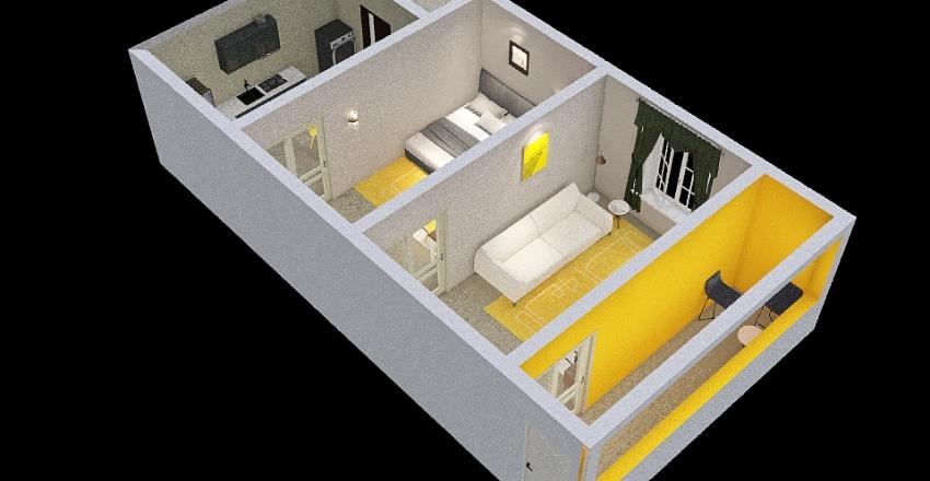 Future Plan Interior Design Render