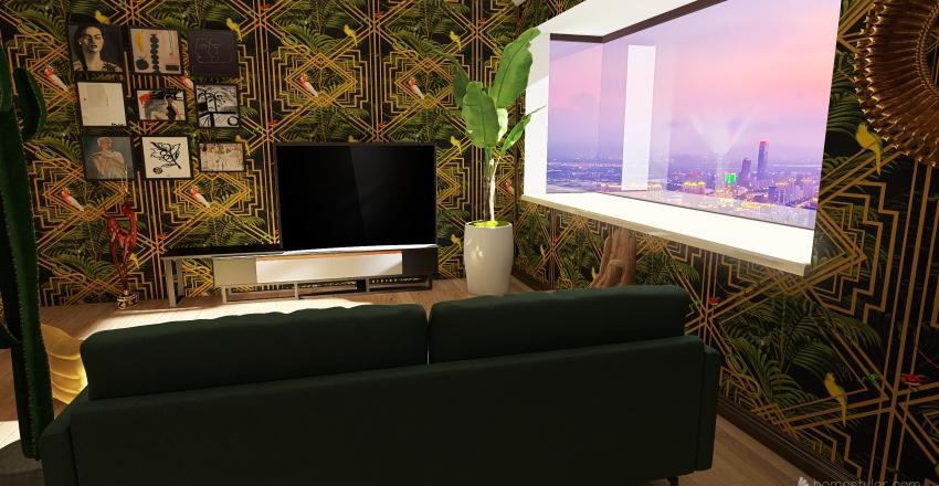 ALASKA Interior Design Render
