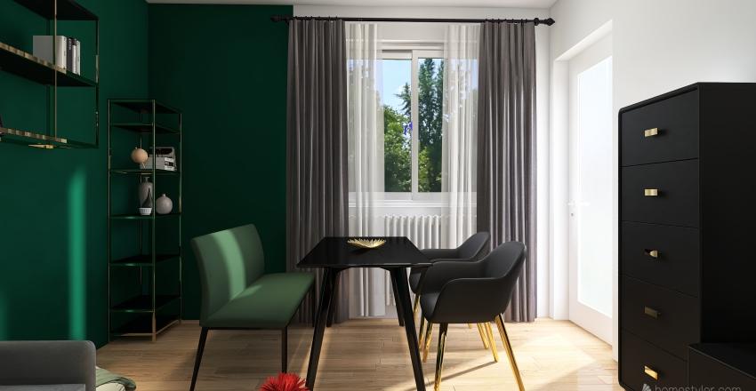 25763 Ann-Christin Blecker Interior Design Render