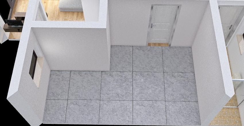Spitoulini Interior Design Render