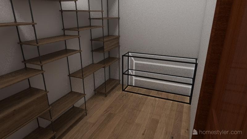 trabajo dibujo Interior Design Render