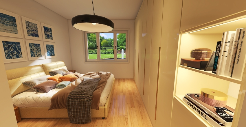 casa roberta Interior Design Render