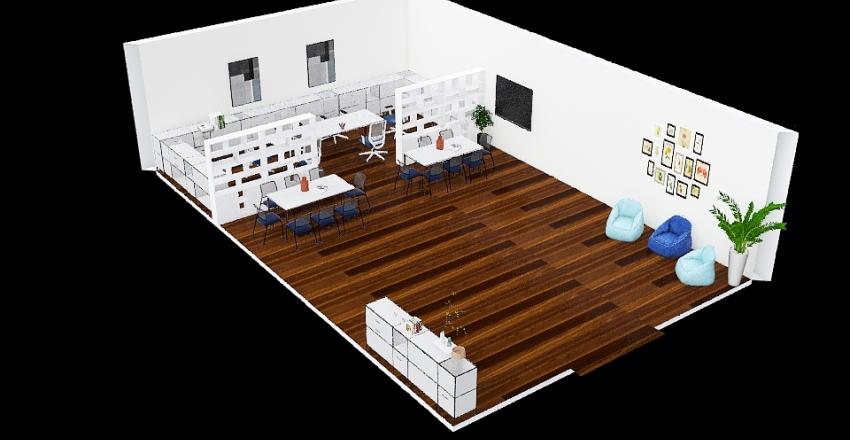 activity Interior Design Render