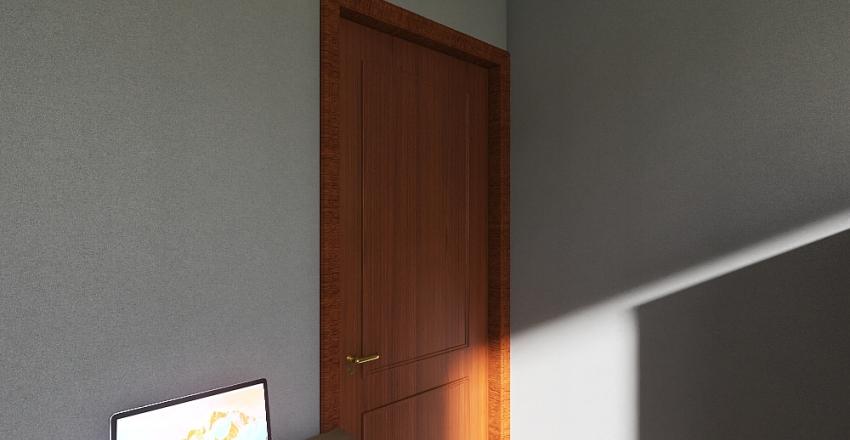 Tylers Room Interior Design Render