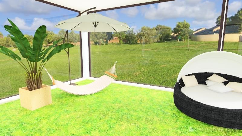 Outdoor time Interior Design Render