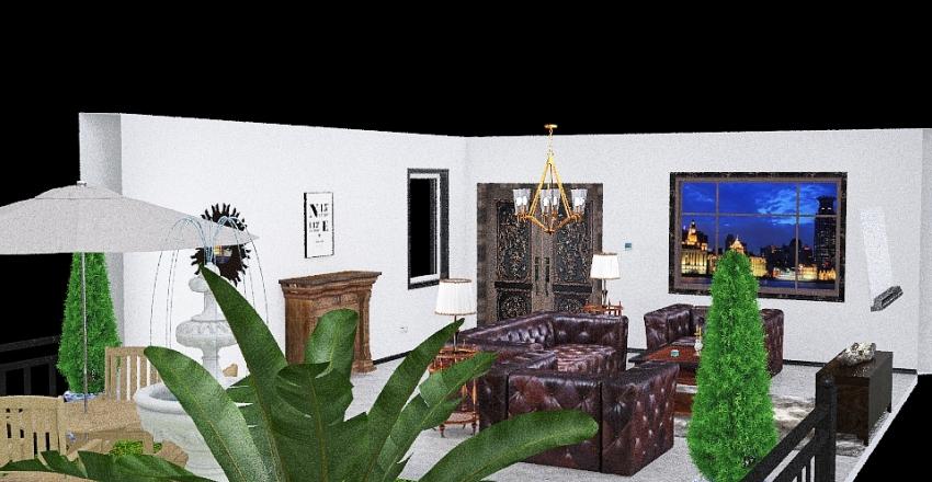 plan 3 Interior Design Render